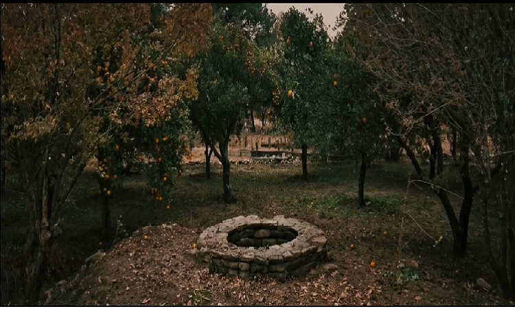 Halef Filmi içerisinde olayın başladığı ve bittiği yer olan kuyu