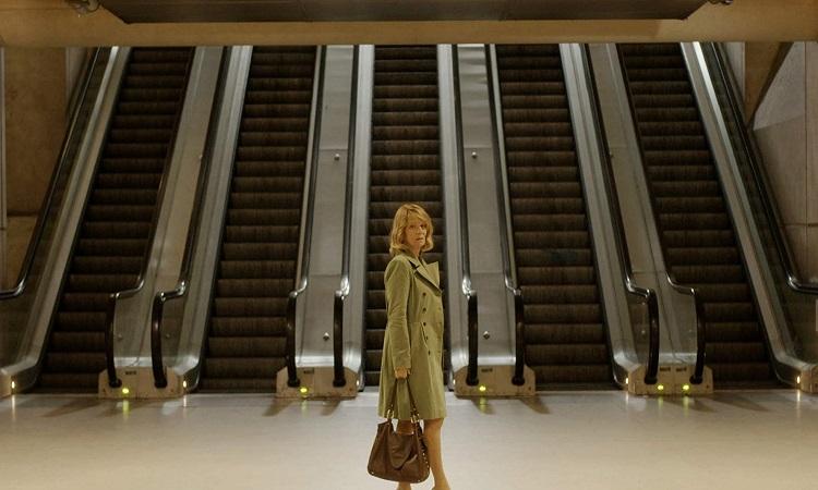 Kuzey Garı filminde Mathilde rolünde Nicole Garcia