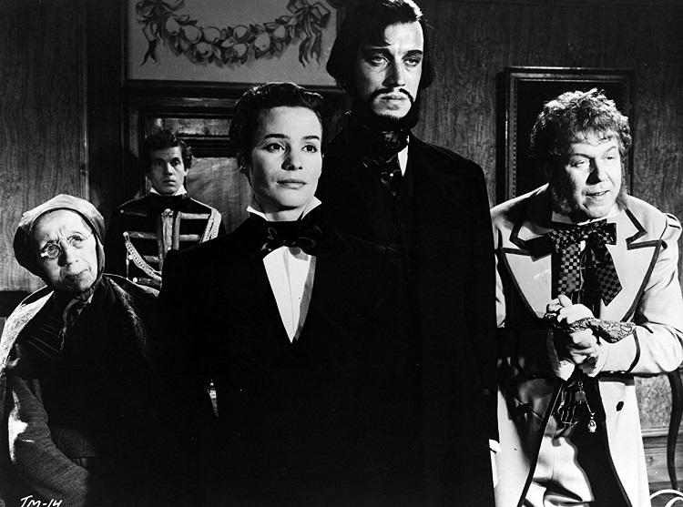 Sihirbaz filminde Albert Emanuel Vogler ve ekibi