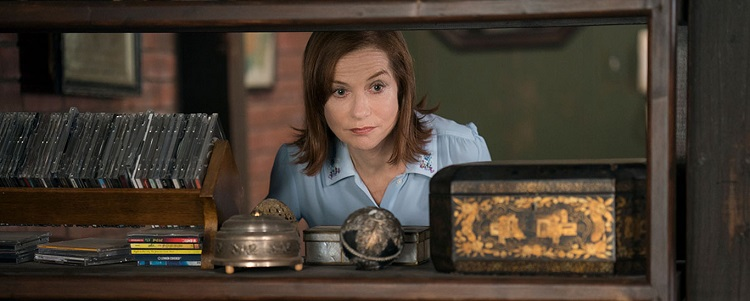 Greta karakteri ile Isabelle Huppert