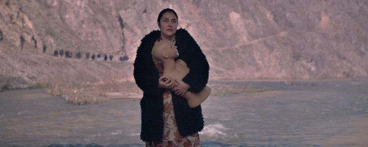 Onun Adı Petrunia filminde Zorica Nusheva (Petrunia)