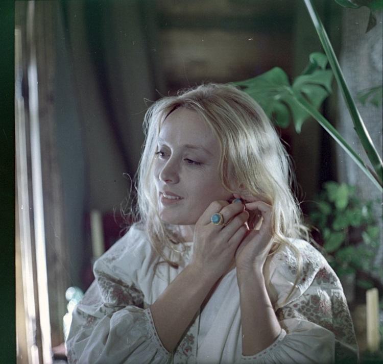 Ayna filminde Margarita Terekhova