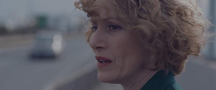 Pause filminde Elpida karakterine hayat veren Stela Fyrogeni